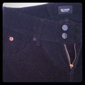 Hudson Black pants never worn